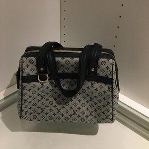 Authentic Louis Vuitton Mini Lin Josephine bag